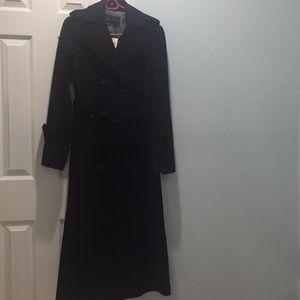 Wool, ankle length, pea coat